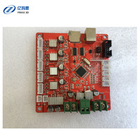 3D Printer Control board for 3D Printer Reprap i3 3D Printer Mather board 4 colors