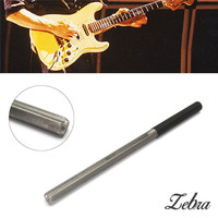 New Quality Guitar Fret Crowning File Dressing File With 3 Different Size Edges Luthier Tools Stringed