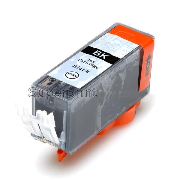 1 Stücke Pgi-5bk 5bk Pgi-5 Kompatibel Tinte Patrone Für Canon Pixma Ip4200 Ip4300 Ip4500 Ip5200 Ip5200r Ip5300 Mp500 Mp510 Drucker