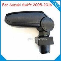 Free Shipping FOR SUZUKI SWIFT 2005 2018 MK3 MK4 Car ARMREST,Car Interior Accessories parts Center Armrest Console Box Arm Rest