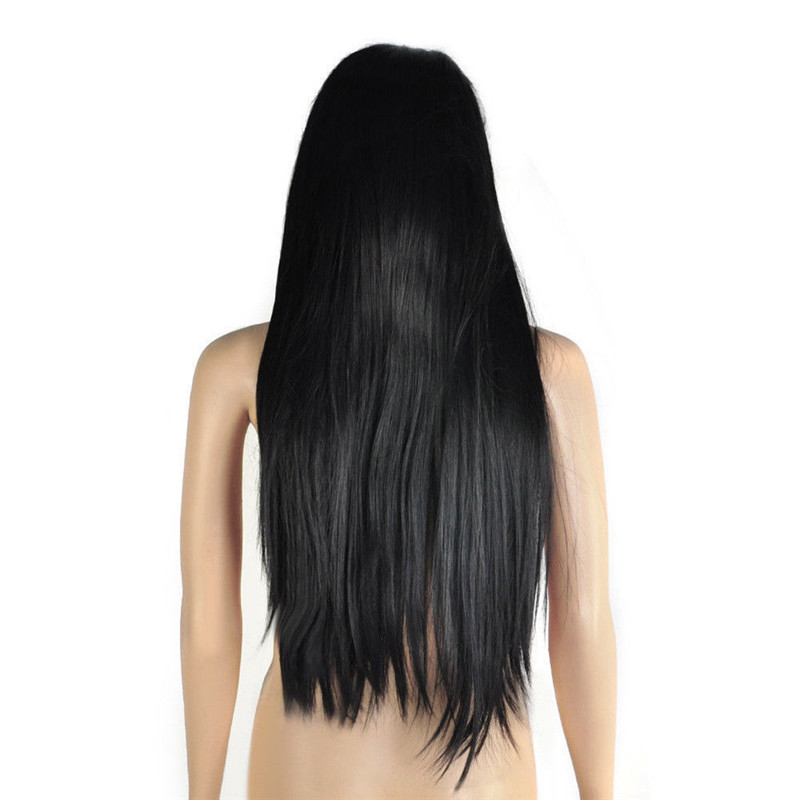 60cm Women Clothes Accessories Party Sexy Long Curly Fancy Dress Full Wigs Party Cosplay Wig Hairpieces