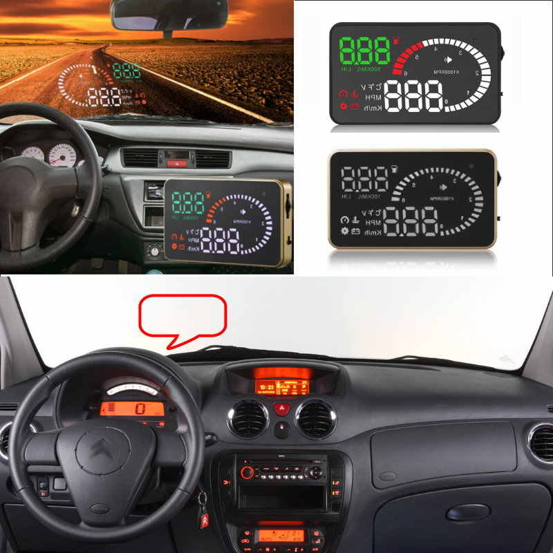 Detail Feedback Questions about Liandlee Car Head Up Display