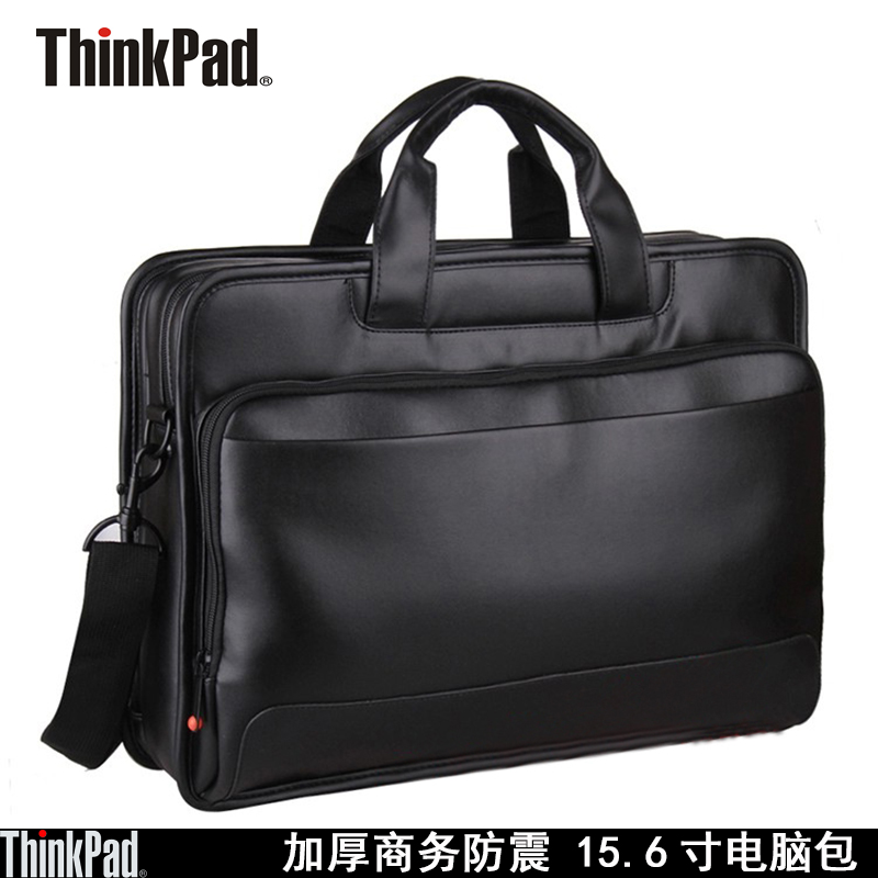 Original Laptop Bag For Lenovo ThinkPad TL410 15.6 inch Business Briefcase Shoulder Sags Supre Capacity Toploader Leather