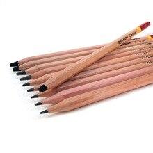 Художник 10 шт./компл. графит 2H-8B Профессиональный эскиз набор карандашей для карандаш инструменты для рисования Угольные карандаши комплект, принадлежности для живописи
