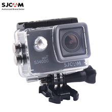 "100% Original SJCAM SJ4000 WiFi 2"" Screen 1080P Full HD Underwater 30M Waterproof  Sports Action Camera  Car Mini DVR"