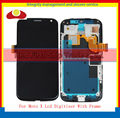 "5.2"" For Motorola Moto X XT1060 XT1058 XT1052 XT1053 Lcd Display Touch Screen Digitizer Panel Assembly Complete With Frame"