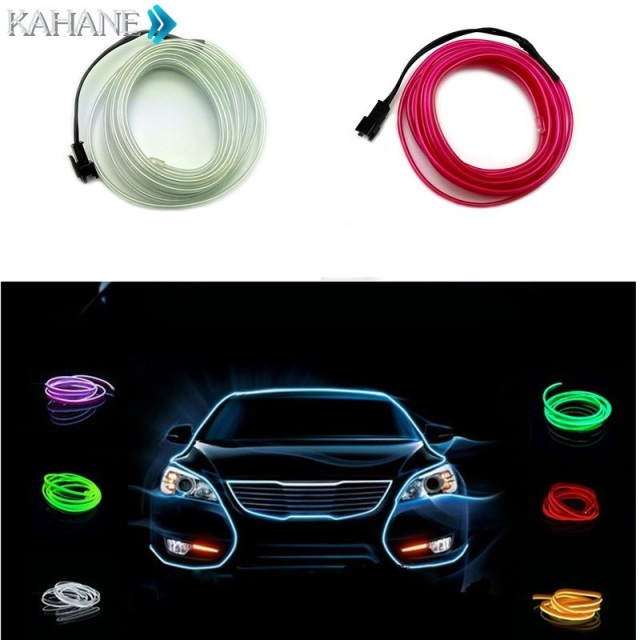 Car interior el wire line glow light strip dashboard door decals for car interior el wire line glow light strip dashboard door decals for vw passat b6 golf aloadofball Gallery