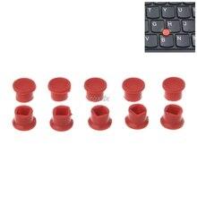 10 шт. Красные шапки для Lenovo IBM ThinkPad Мышь ноутбука указкой TrackPoint Кепки 2 Тип Z08 Прямая поставка