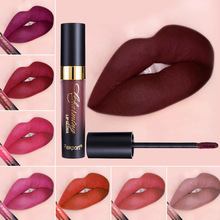 12 color waterproof long-lasting liquid lipstick lip makeup non-stick cup does not fade without makeup lip glossiquid 7 color makeup matte liquid lipstick waterproof flash lip color non stick cup does not fade matte lip gloss fenty beauty make up