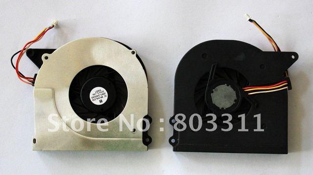 O envio gratuito de marca original novo ventilador de refrigeração da cpu para asus x51rl x51r x51 4pin
