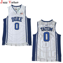 Jazz Vaiten new 0 Jayson Tatum 14 Ingram College Jersey Duke Blue Devils  Men Basketball Jerseys For Sport Fans All Stitched 6084dab35