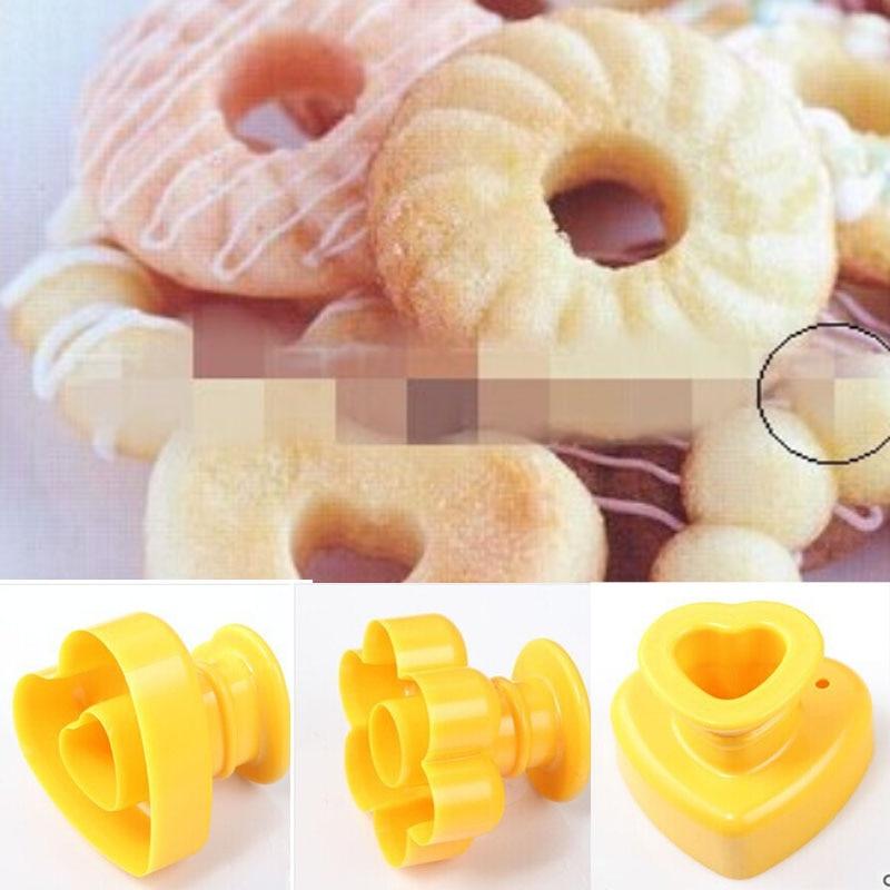 Plastic Light Weight Donut Maker Dispenser Deep Fry Donut Mould Easy Fast Portable Arabic Waffle Doughnut Gadget Drop Shipping