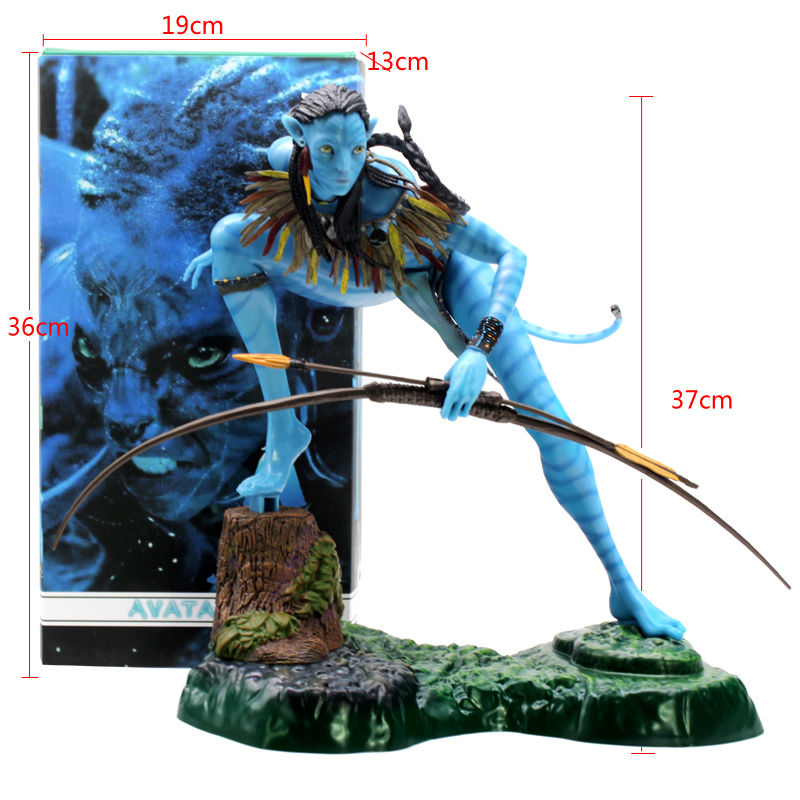 James Camerons Movie Avatar 2 Navi Neytiri Crazy Toys Action Figure Statue 13 Anime Figu ...