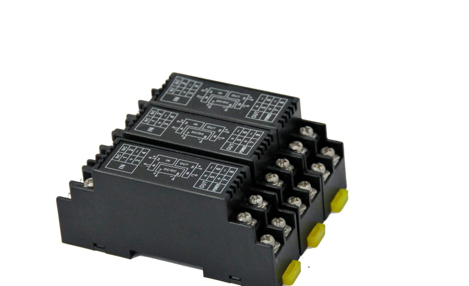 WS1521 DC Voltage Transmitter Signal Isolator 4 20mA Current Conversion Module 0 10V 0 5V
