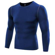 Muscle font b Men b font Compression font b Shirts b font T font b shirt