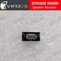 Doogee dg800 valencia receptor altavoz 100% nuevo frontal original altavoz del oído del auricular del teléfono accesorios de reparación de circuitos