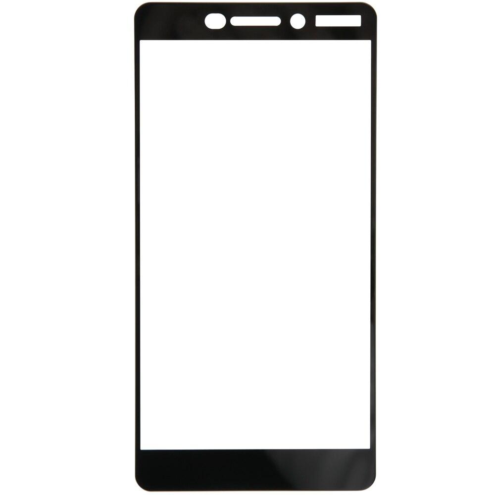 Защитное стекло Red Line для Nokia 6 2018 Full Screen чёрное