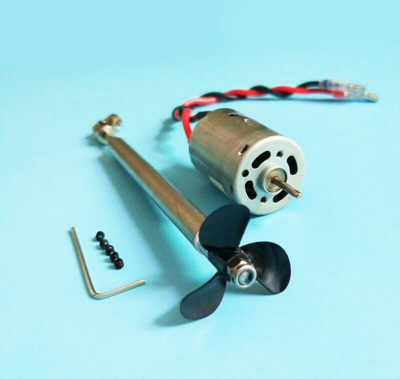 Free Shipping RC Boat 380 Drive Motor Shaft Propeller Kit 4mm Boat Shaft 10/15/20/25/30cm Spare Parts For RC Boat Models 3mm rc boat shaft set 100 150 200 250mm motor drive shaft with coupler propeller screw drive dog spare parts