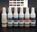 BYMU Cosméticos Maquiagem Permanente ink Tattoo Pigmento Micro, Ideal para a Sobrancelha e delineador, derma testado, substituir tinta Goochie