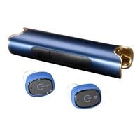 Bluetooth Headset Mini S2 TWS Binaural Twins Stereo Wireless IPX7 Waterproof Earphone Magnetic Earphones For IPhone