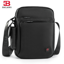 BaLang 2017 New Fashion Men Bag Waterproof Oxford Messenger Bags Business Casual Briefcase Crossbody Male Shoulder Bag Black