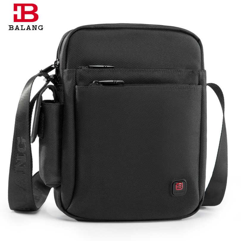 51057d40c3fe BaLang 2019 New Fashion Men Bag Waterproof Oxford Messenger Bags Business  Casual Briefcase Crossbody Male Shoulder