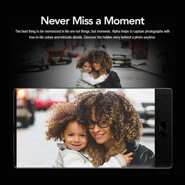 MAZE ALPHA 6GB RAM 64GB ROM MTK Helio P25 2.5GHz Octa Core 6.0 Inch 2.5D Corning Gorilla Glass LG FHD Screen Dual Camera Android 7.0 4G LTE Smartphone