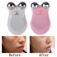 USB Charging facial wrinkle remover device Massager Mini microcurrent face machine Skin Tightening Rejuvenation Spa
