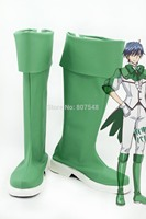 High Earth Defense Club LOVE Atsushi Kinugawa High Boots Cosplay Boots Shoes Custom Costume BootsTwo Colors