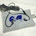 Er4 se535 auriculares de monitor de escenario pai 3.14 hifi en la oreja deporte de bobina móvil con aislamiento de ruido auricular para iphone 5s 6 plus