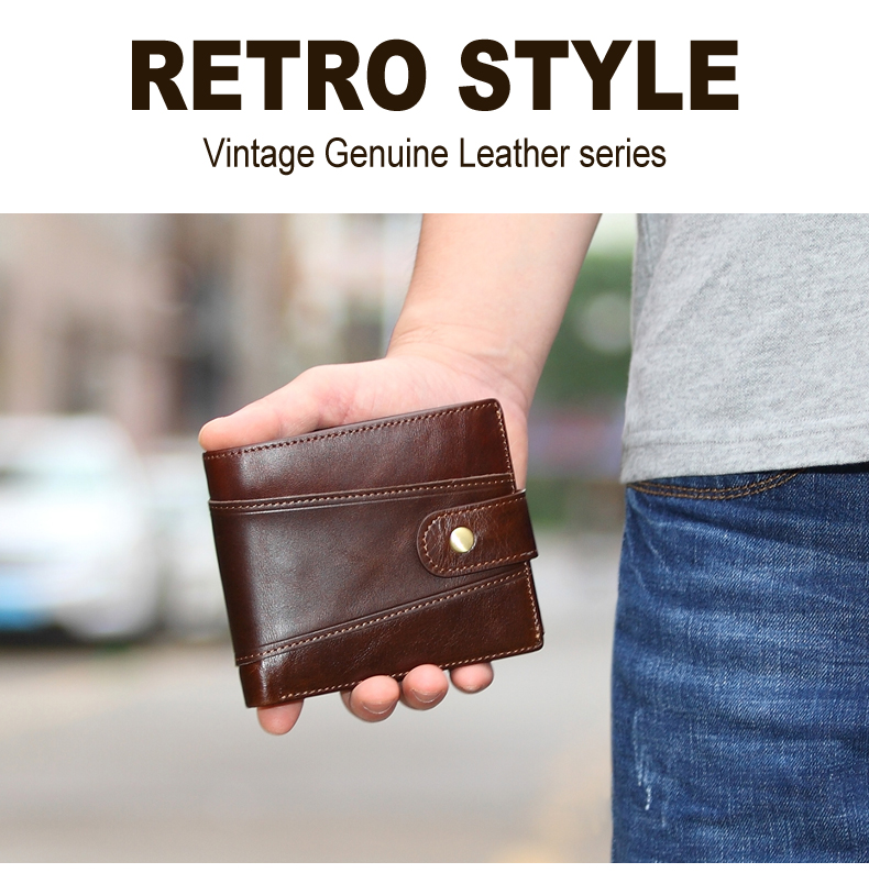 men short wallet