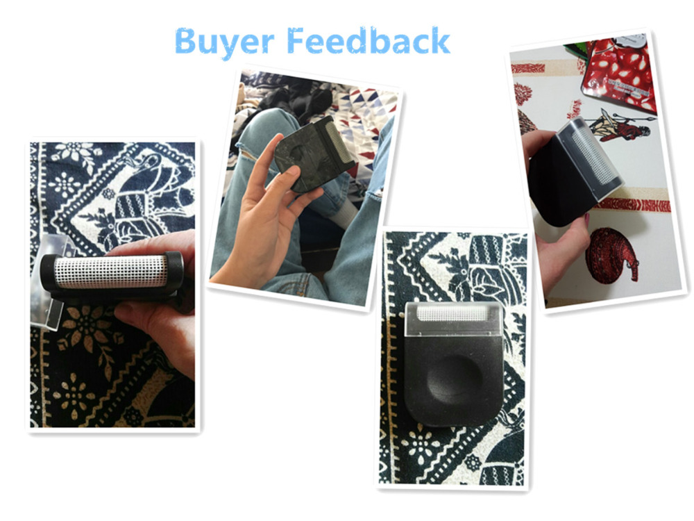 Portable and Handheld Lint Remover for Fabric Sofa and Carpet to Remove Hair Dust and Fuzz 5