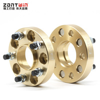 2pcs 5x108 15/20/25/30/mm wheel spacers 63.4mm aluminum hub gasket adapter 5 lugs suitable for ford series