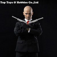 Collectible Dreamer 1:6 Scale Hitman 47 12 Male Action Figure full set with the head suit and gun model and the body