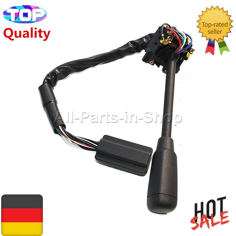 AP02 Steering Column Stalk/Combination Switch 0045456724 0055454124 0055454224 For Mercedes W123 SL R107 S G CLASS W116 W460