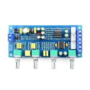 Image 5 - CIRMECH 2019 NE5532 OP AMP HIFI Amplifier Preamplifier Volume Tone EQ Control Board Electronic kit
