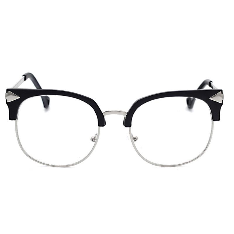 Небольшой площади половина кадра очки для чтения Для женщин Для мужчин HD Смола объектива дальнозоркостью очки для чтения KR001-024