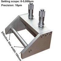Диапазон аппликатора влажной пленки из алюминиевого сплава BGD209/2 W100mm 0 5000um