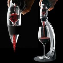 Mini Red Wine Aerator Filter, Magic Decanter Essential Quick Aerator, Hopper Filter Set Equipment