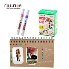 Fujifilm Instax Mini 8 font b Camera b font 10x2 Sheets Instax Film Desk calendar font