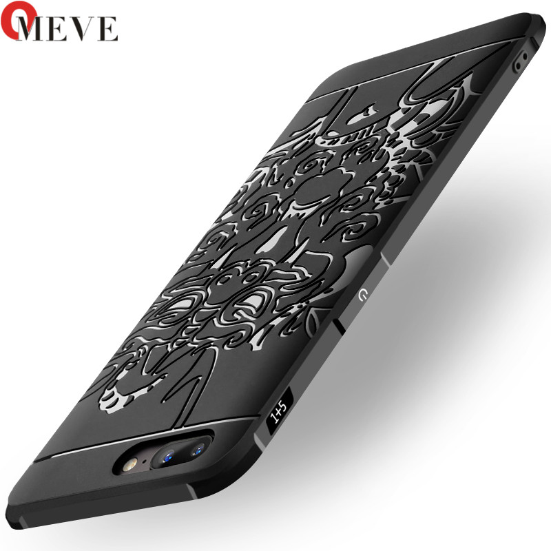 low priced 54104 9b1f5 For OnePlus 5 Case One Plus5 Cover Blade Silicon Soft TPU Rugged Tough Case  Cover For OnePlus5 OP5 Curved Dragon Shell Cover-in Fitted Cases from ...