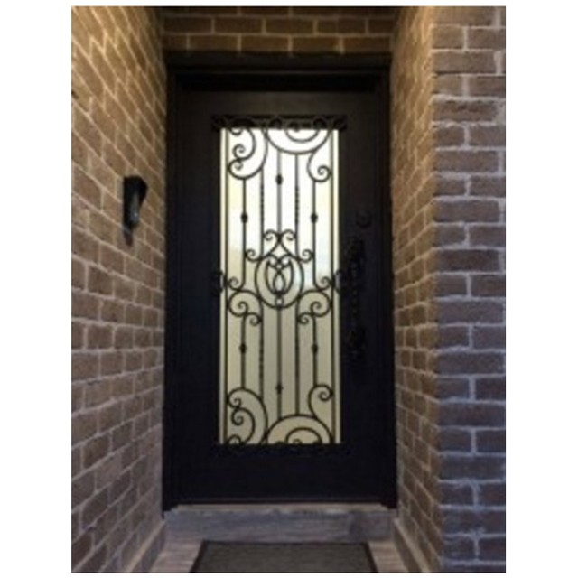 Front Doors From Lowes Curved Wooden Front Doors Wrought Iron Front