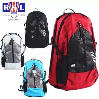 RSL RB921Tennis Racket Bag Large Capacity For 30L Badminton Bag Sports Raquetas De Tenis Backpack Outdoor swagger bag RSL bag