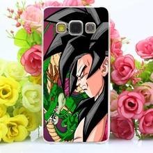 Dragon Ball Z Super Saiyan Case Cover for Samsung Galaxy