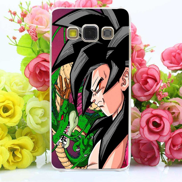 Dragon Ball Z Super Saiyan Case Cover for Samsung Galaxy