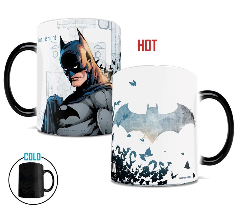 batman mugs the dark night coffee mug disappearing mugs printed transforming novelty heat changing color porcelain cups harry potter mug marauders map