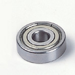 Ceramic ball bearings MR105 ZZ MR105-2RS size: 5x10x4 mm 10 bearings