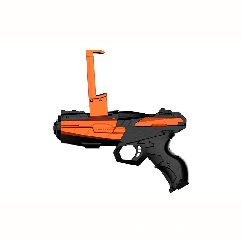 New AR Gun G20 32PCS Mobile Games Real Augmented Intelligent Decompression Gift Toy Handle Burst Support Android & iOS