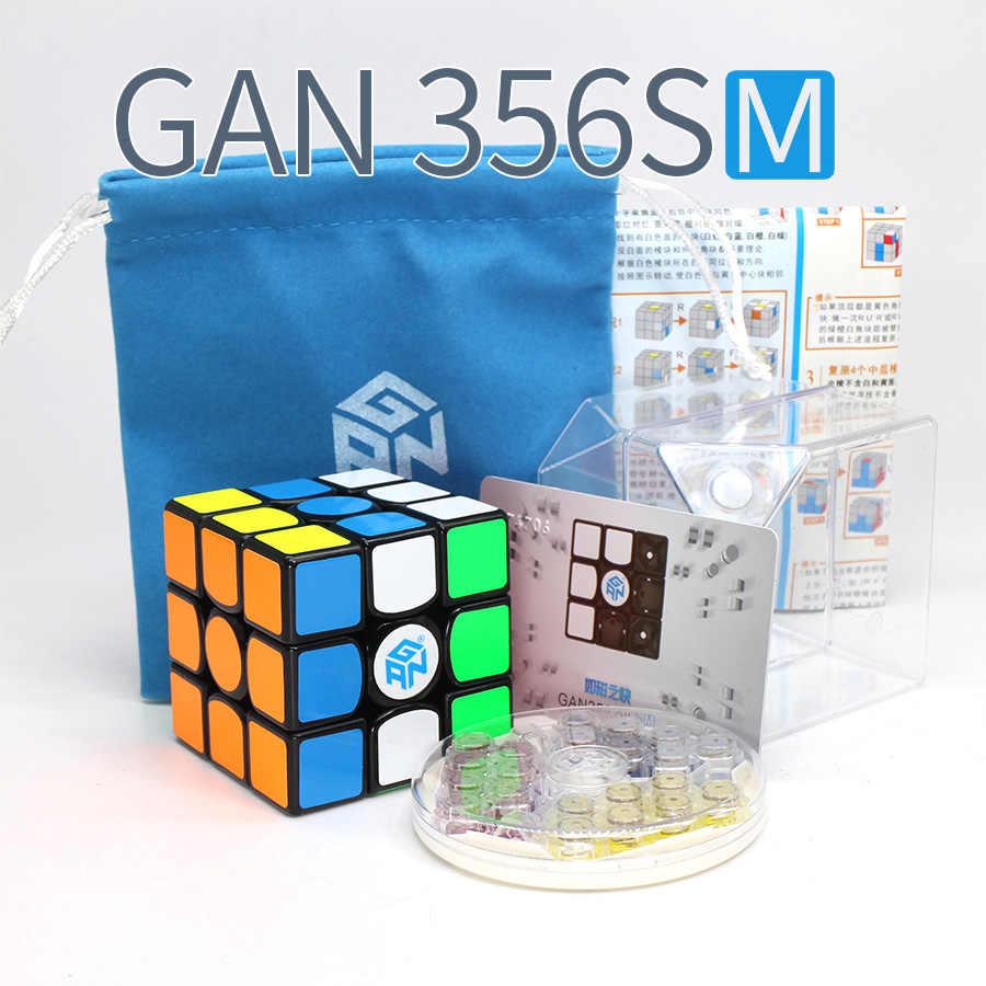 Кубик Гань Скорость Волшебные кубики 2x2x2, 3x3x3, 4x4x4 Ган 356x356 воздушный SM 354 м 460 249 v2 M 356R Stikerelss Magnetc куб 3x3, 4x4 2x2