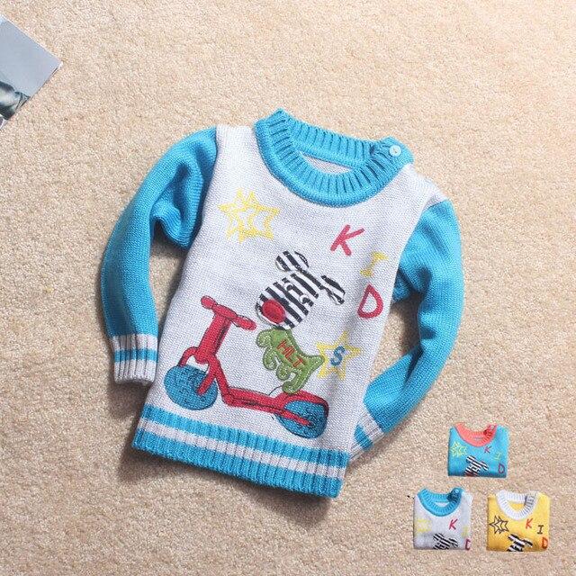 3 teile/los Strickmuster Für Kinder Pullover Kostenloser Versand ...